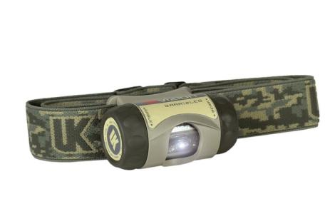 UK 3AAA eLED Vizion Headlamp