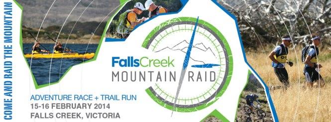 Mountain Raid Logo