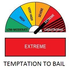 Bail Out Gauge