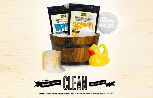 Protein Supplies Australia - Clean Gear