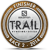 Salomon Trail Series Badge 2.2