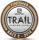 Salomon Trail Series Badge 2.2