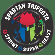 Spartan Trifecta Medal